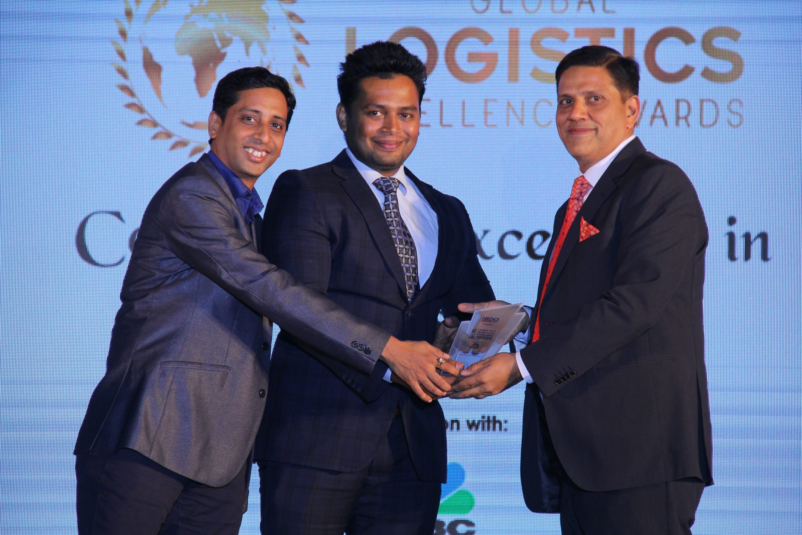 CNBC Global Logistics Award 2019